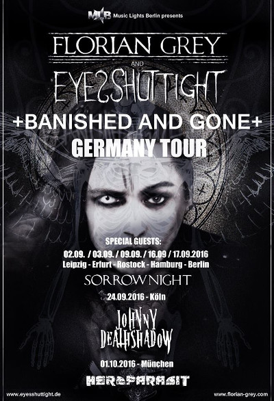 Banished and Gone Flyer