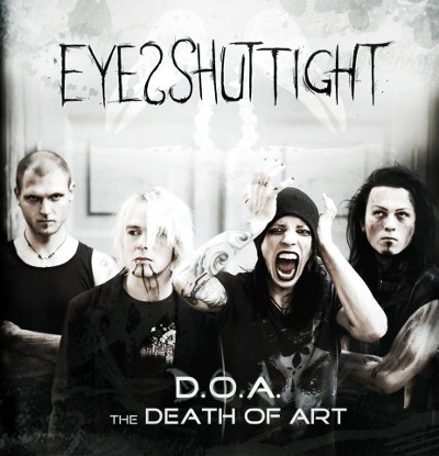 Eyes Shut Tight - the death of art